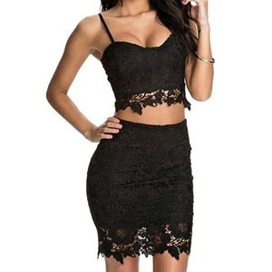 Lace 2 piece set
